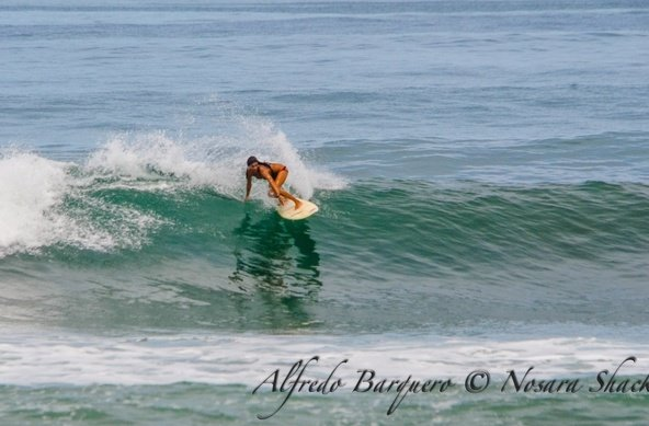 Exclusive girls surf camp