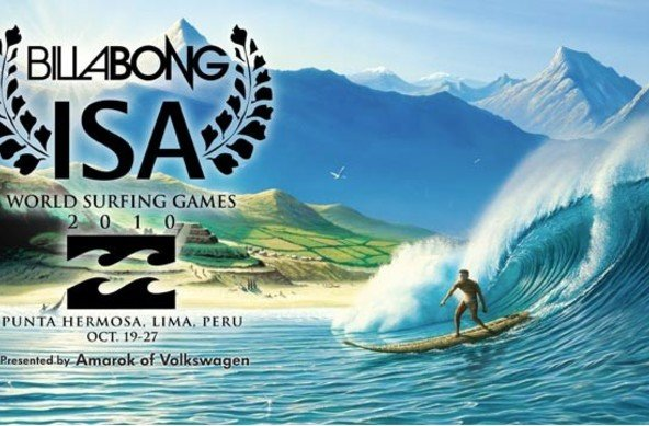 Billabong ISA World Surfing Games 2010