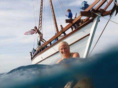 © Roxy | Bali Boat Trip with Sonja Hönscheid