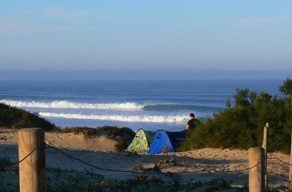 Wellenreiten im Südwesten Frankreichs