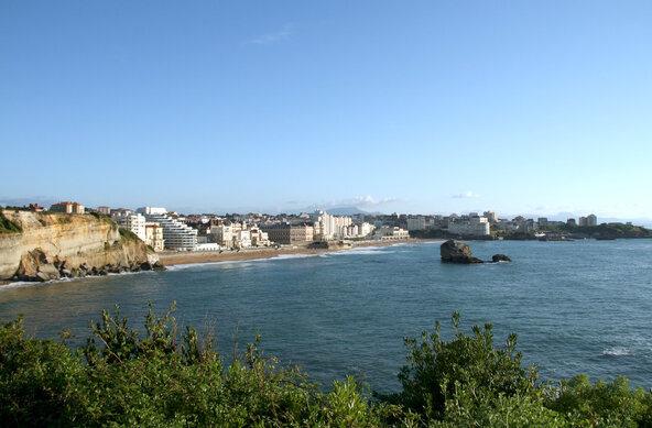 Biarritz - Die Geburtsstadt des europäischen Wellenreitens