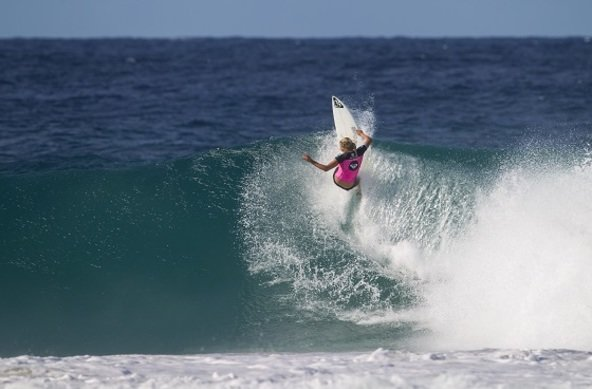 Image: WSL / Kirstin Scholtz | World's Best Surfers Kick Off 2015 Season on Australia's Gold Coast
