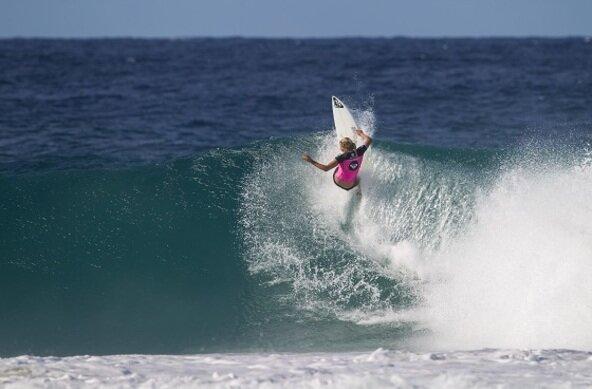 Image: WSL / Kirstin Scholtz   World's Best Surfers Kick Off 2015 Season on Australia's Gold Coast