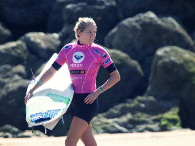 (c) Cazenave roxy pro | Stephanie Gilmore wins Roxy Pro