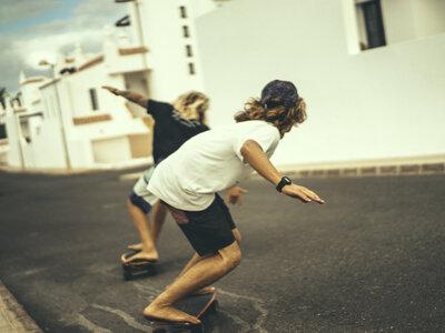 Surf skate Fuerteventura