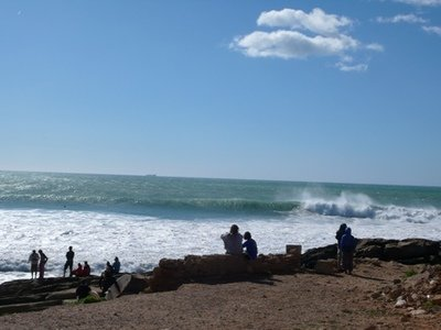 spot guiding and shuttle to Morocco´s world calss point breaks