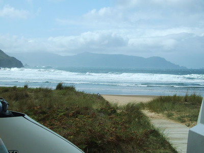 Surf Spot | Galicia | Beachbreak | Esteiro | Surfing Spain