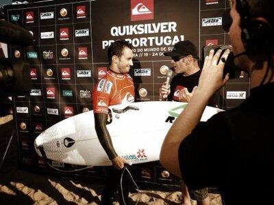 (c) ricardo bravo | Quiksilver Pro Portugal