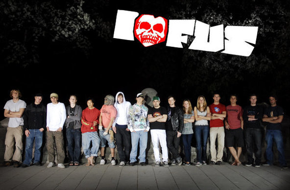 FUS Crew wins Nike Chosen Contest 2011