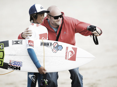 Credit:© cauche | Quiksilver King of the Groms 2011