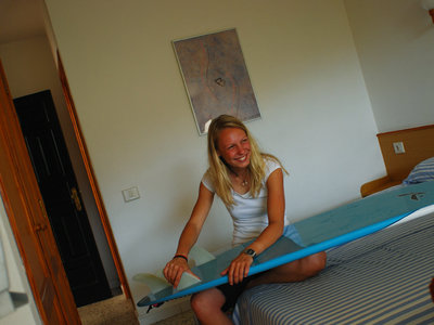 Otro Modo Surf School & Camp Fuerteventura | room of the Casa Alberto