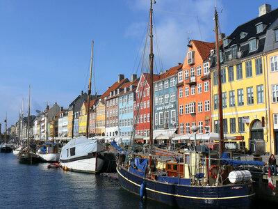 Dänischer Hafen | ©Rosel Eckstein pixelio.de