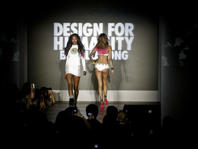 Billabong's 4th Annual Design for Humanity Event