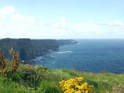 Enjoy the beautiful coastlines of Ireland | ©Mathias Klingner pixelio.de