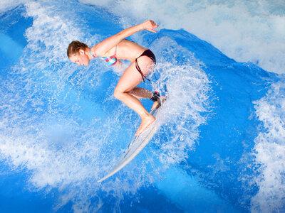Surf & Style-Event am Flughafen München