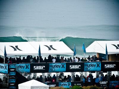 Hurley Pro 2010 | Fette Wellen zum Finale