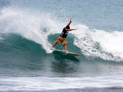 Billabong ISA World Surfing Games 2009 | Playa Hermosa