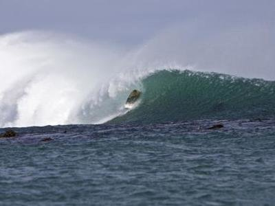 O'Neill Cold Water Classic South Africa  2010   Day 2