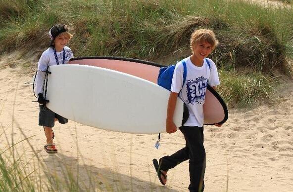 (c) Sven Laabs | Billabong Sylt Surf Camp 2010