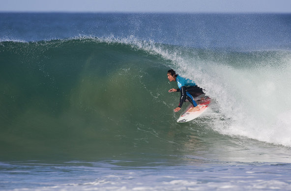 Credit: © ASP / SCHOLTZ | Jordy Smith (ZAF), 22, is the new leader in the hunt for 2010 ASP World Title
