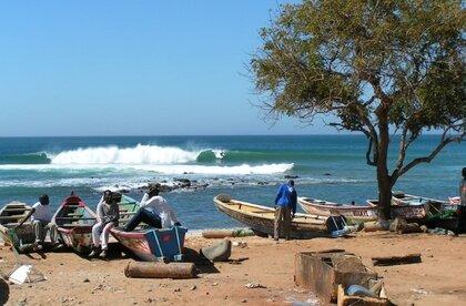 Ouakam Senegal Pantcho Surf Trip