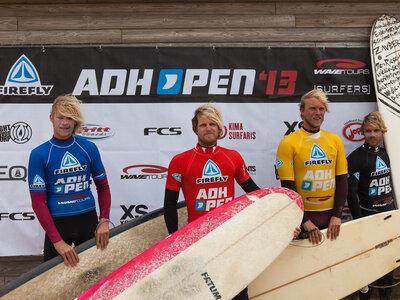 ADH Open13 im Wellenreiten