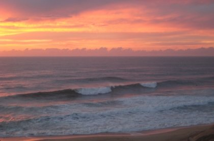 Capbreton | France | sunset