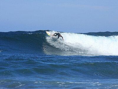 Photographer Martin Gfrerer | Surfing Bubbles | Surf Spot | Canary Islands