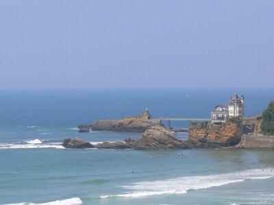 Côte des Basques | surf spot | Biarritz