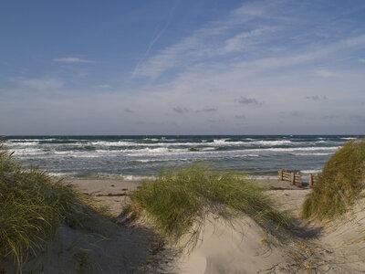 Dünenlandschaft | Deutschland | Sylt | Nordsee | ©Franz pixelio.de