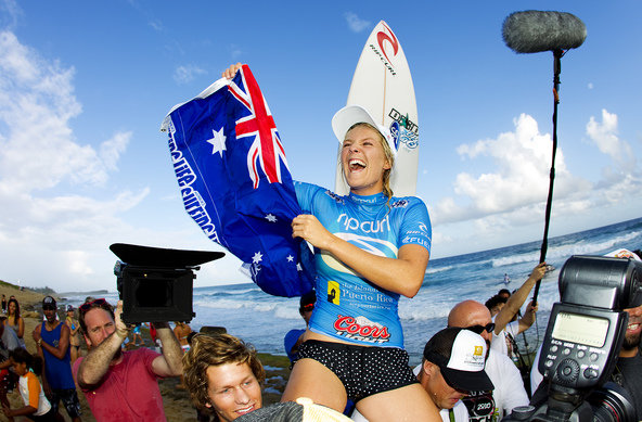 Credit:© ASP / SCHOLTZ | ASP Women's World Champion Stephanie Gilmore