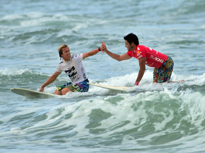 Billabong ISA World Surfing Games 2011