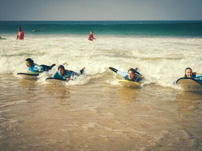 Surflessons Fuerteventura