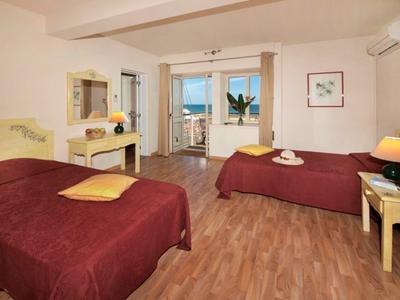 traumhafte Appartements direkt am Strand
