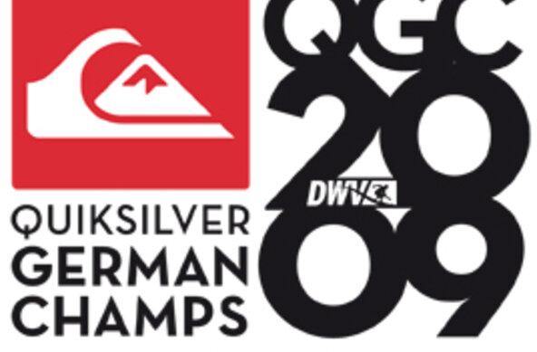 Sieger der Quiksilver German Champioships 2009 in Mimizan stehen fest