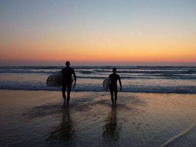 Surf camp San Vicente