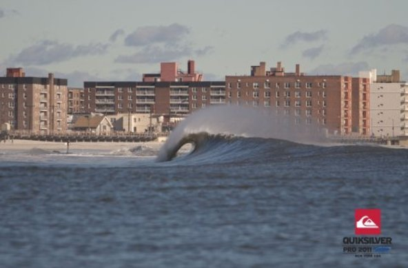 Credit:© Quiksilver Pro New York 2011