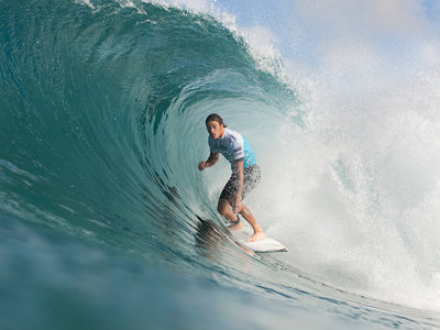 Credit: © ASP Cestari | Billabong Pipeline 2009 | Tim Boal