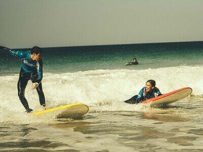 Surf Lessons Spain