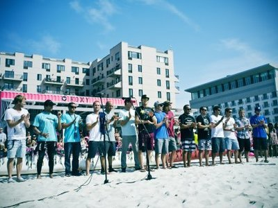 Quiksilver Pro/Timo | Owen Wright wins Quiksilver Pro New York