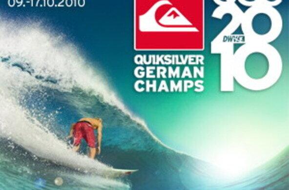Die Deutsche Meisterschaft im Wellenreiten 2010