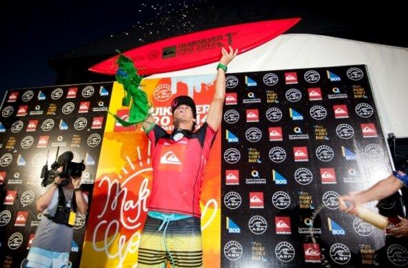 ASP/Kelly Cestari | Gabriel Medina of Brazil wins Quiksilver Pro Gold Coast