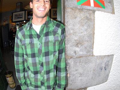 Photgrapher Lars Jacobsen   Aritz Aranburu in San Sebastian