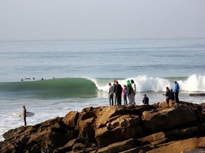 Morocco Surf Holiday anchor point guiding