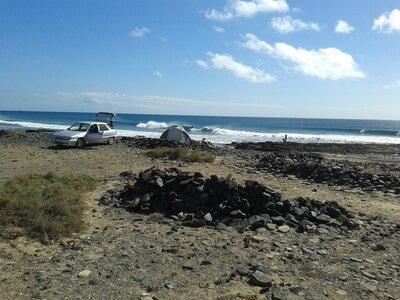 Surfing Fuerteventura | Las Salinas