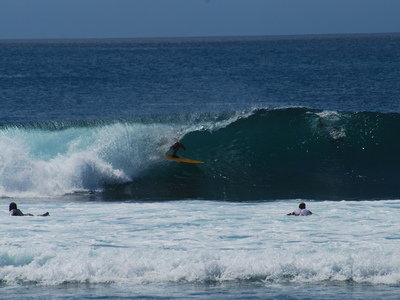 Photographer Benni Berger | Surf and Study on Bali