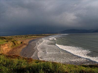 Weltklasse Surf Spots an der Atlantikküste von Irland | ©Folker Timmermann pixelio.de