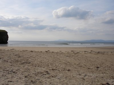 Photographer Benni Berger | Surf Spot | Tullan strand | Ireland