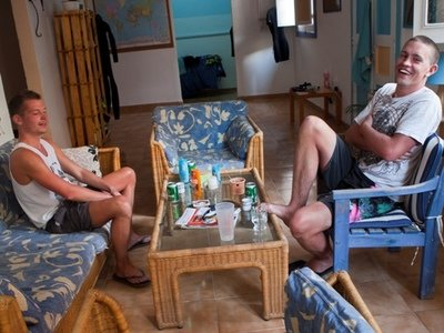 "Surfhouse ""La Ventana Azul"" for Groups etc. for 18 € per night"