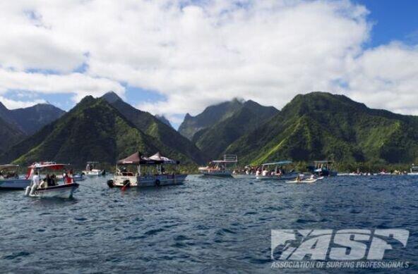 Billabong Pro Tahiti 2013